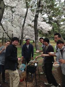 2015 花見③